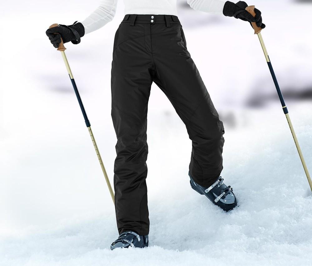 Крутые теплые лыжные штаны брюки тсм чибо. 40 евро фото №1