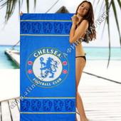 Пляжное полотенце Челси 70*140 см (2289)