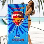 Пляжное полотенце Арсенал 70*140 см микрофибра (2276)