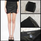 Mango.черная юбка по фигуре.