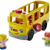 Fisher Price автобус little people