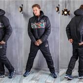 Зимний спортивный костюм костюм Adidas
