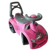 Машинка для катания Ламбо розовый  021