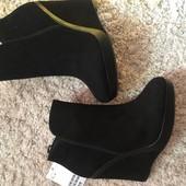 Ботинки HM 39 размер