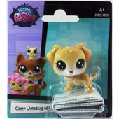 Ginny Junebug Littlest Pet Shop от Hasbro  лител пет шоп собака собачка стоячка