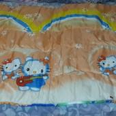 Новое одеяло стеганное