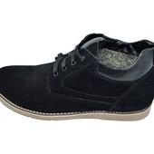 Ботинки мужские зимние на меху Van Kristi Limited TE