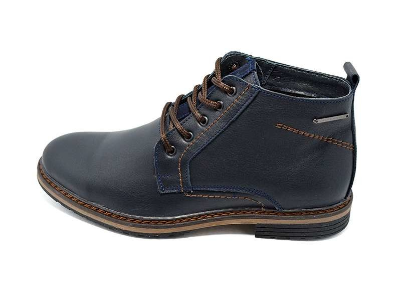 Ботинки мужские демисезонные на байке multi-shoes franc фото №1