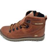 Ботинки мужские зимние на меху SeZoN Stael 101