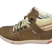 Ботинки мужские зимние на меху Winter Techlite Stael WT