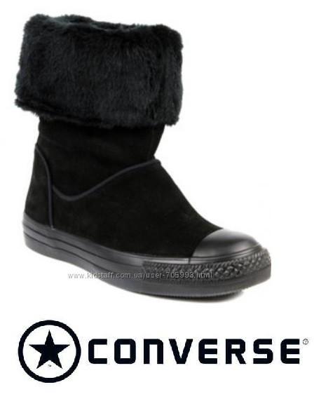 Полусапоги Converse, р. 36-38р. фото №1
