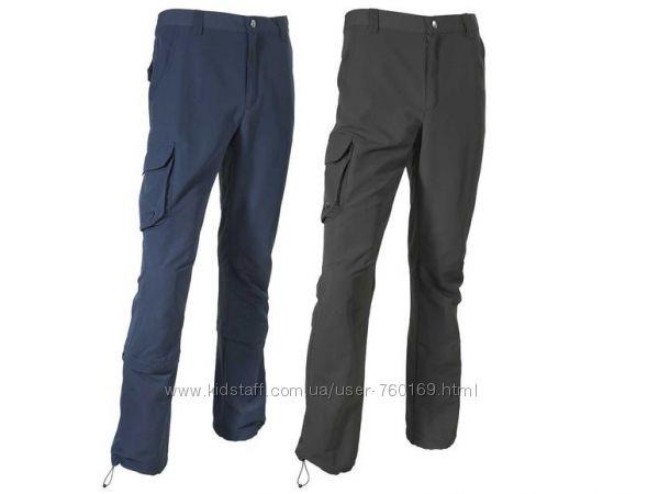 черные термо брюки-трансформер .Crivit/Германия.размер 48 фото №1