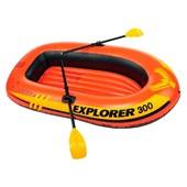 Лодка надувная гребная Intex 58358 Explorer pro 300