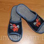 Детские тапочки Белста с открытым носочком р-р30