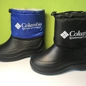 Зимние  Сапоги ботинки ЭВА Columbia    2 цвета 37-41 р