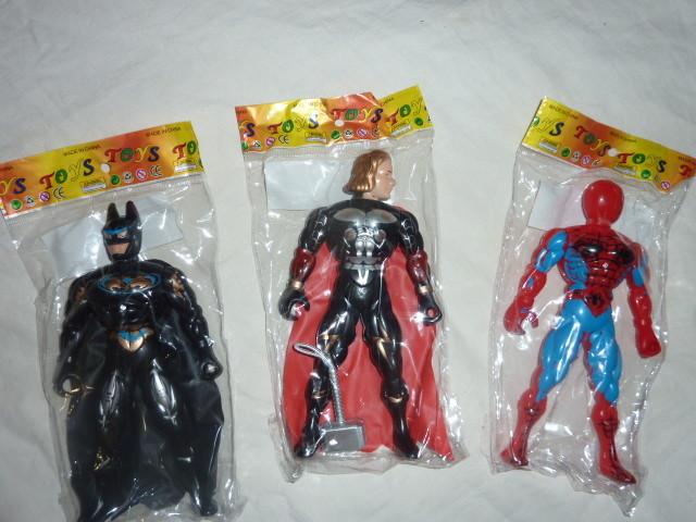 Супергерои в ассортименте большой выбор фото №4