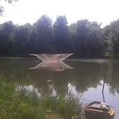 Подъемник  паук  рыболовный