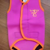 Купальный костюм купальник неопрен девочке от 6 до 18 месяцев