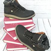 Качественные зимние ботинки Columbia 333