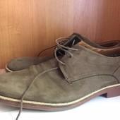Туфли Clarks 44-45 стелька 29,5 см
