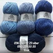 Пряжа Vivchari Colored Wool