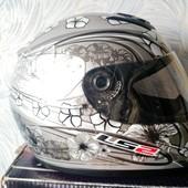 Шлем для мото мотошлем ls 2 350