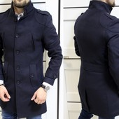 Мужское драповое пальто Все размеры!
