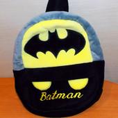 Фирменный рюкзак для мальчика 2-6 лет,
