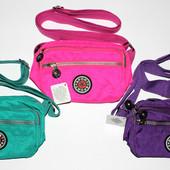 Новые спортивные сумочки через плечо