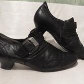 Ботинки Кожа Германия Tamaris 40 размер