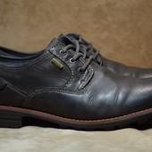 Clarks GTX gore-tex туфли ботинки. Оригинал. 44 р./ 29 см