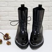Новинка!!!! деми ботинки облегченные женские ботинки на шнуровке  ДЖ Б-17114