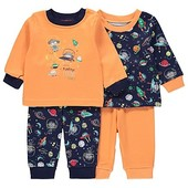 Пижама пижамы хлопок 18-24M George