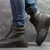 Зимние ботинки Timberland black