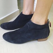 Замшевые ботиночки Bata