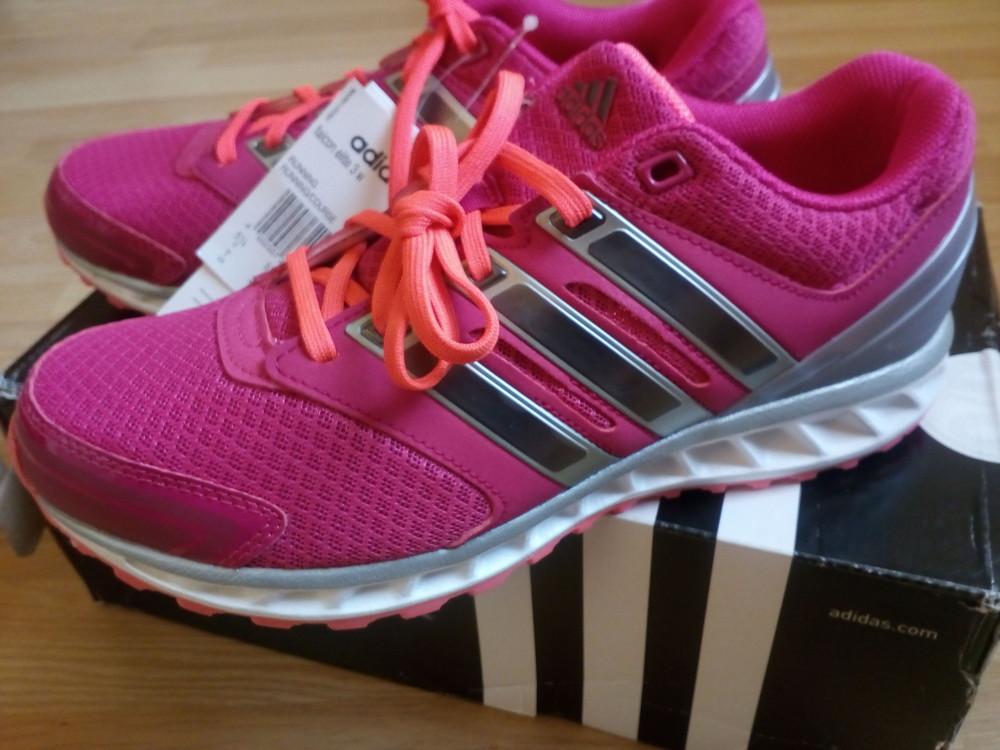 Фирменные кроссовки adidas 38 размера. для бега. из англии. доставка 0 грн.  фото №1