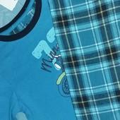 Хлопковая пижама , штаны-фланель. 100% немецкое качество.  C&A (Кунда) германия