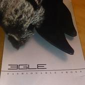 Сапоги Egle Зимние замшевые