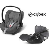 Автокресло Cybex Cloud Q Plus Platinum (0-13 кг)