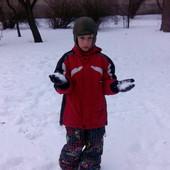 р. 122-128, Термокуртка Pocopiano, Германия, теплая лыжная зимняя куртка