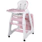 Бемби Присма 2429 стульчик детский трансформер Bambi Prisma высокий столик