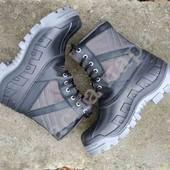 Чоловічі зимові черевики Оскар-4