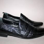 Туфли классика кожа, Roberto Botticelli 44-45 р