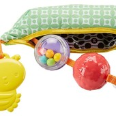 Fisher-Price игрушка-подвеска горошек DRD79 sensory sweet peas