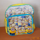 Фирменный рюкзак для ребенка 3-8 лет
