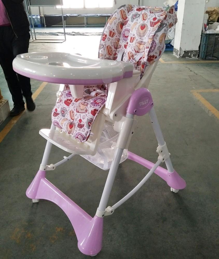 Тилли Бистpо T 641 стульчик для кормления Tilly Bistro детский фото №1