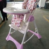 Тилли Бистpо T 641 стульчик для кормления Tilly Bistro детский