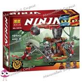 Конструктор Ninja 10578 аналог Lego Ninjago 70621 Атака Алой армии, 101 дет, кай, риветт и слэкджо