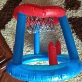 Баскетбольное кольцо для игр на воде