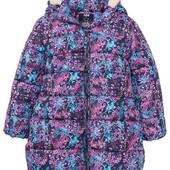 Зимнее удлиненное пальто на девочку Kiki&koko Германия